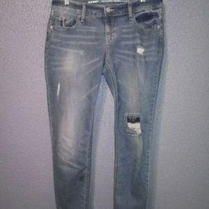 Old Navy 4 Boyfriend Ankle Skinny Jeans